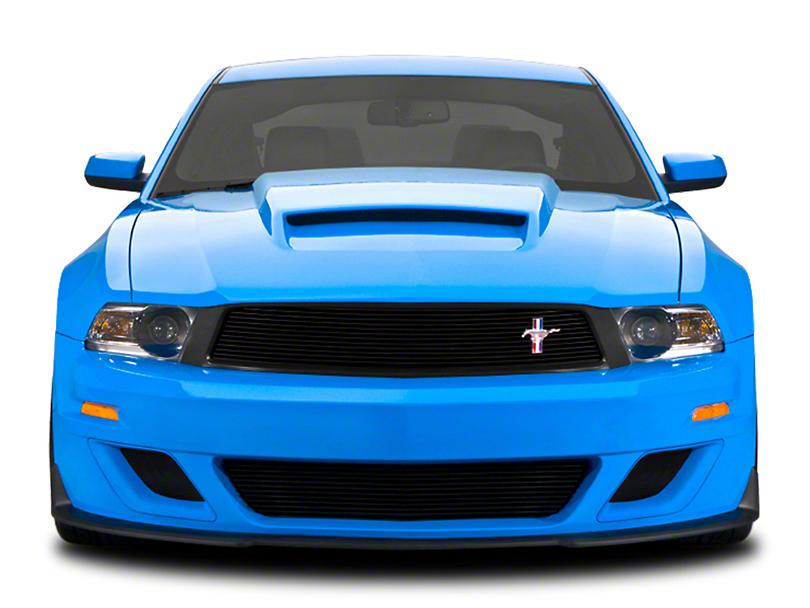 Cervini's Stalker Front Bumper Cover - Unpainted (10-12 GT, V6)