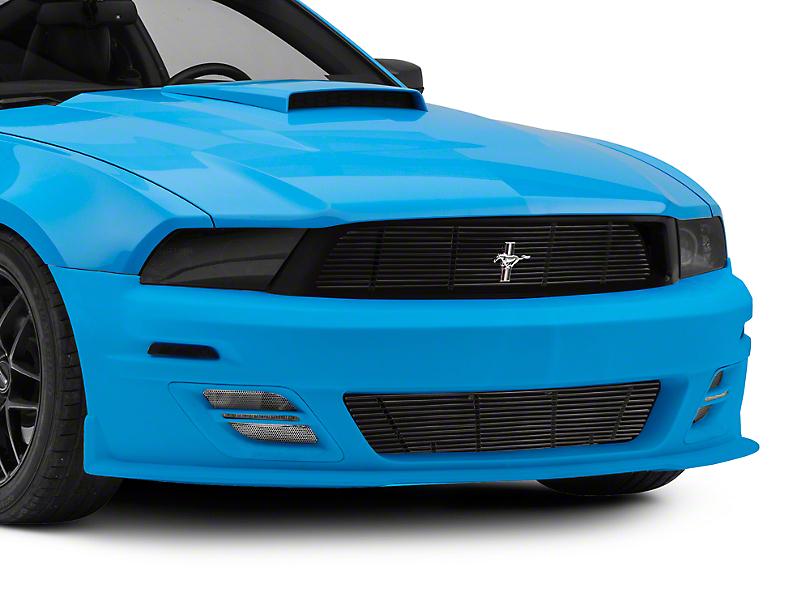 Cervini's Stalker Front Fascia Kit - Unpainted (10-12 GT, V6)