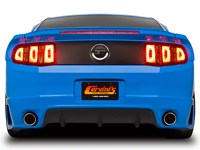 Cervini's Stalker Rear Valance - Unpainted (10-12 All)