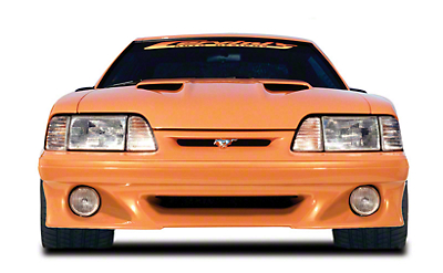 Cervini Stalker Front Bumper Cover - Unpainted (87-93 All)