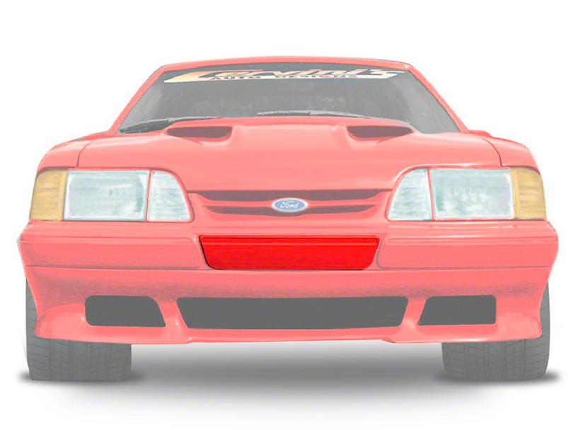 Cervini's Saleen Style Front Bumper Filler (87-93 LX)