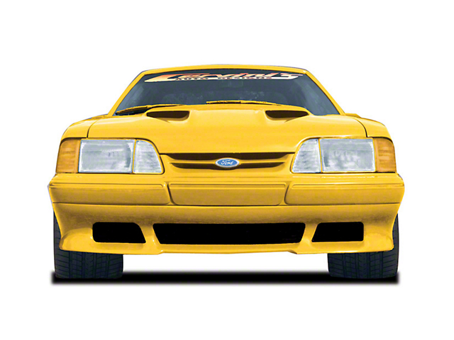 Cervini's Saleen Style Front Air Dam (87-90 LX)