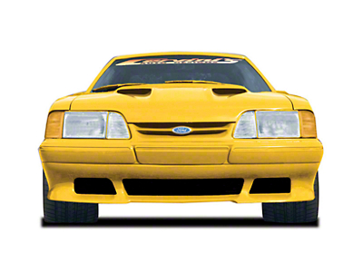 Cervini Saleen Style Front Air Dam (87-90 LX)
