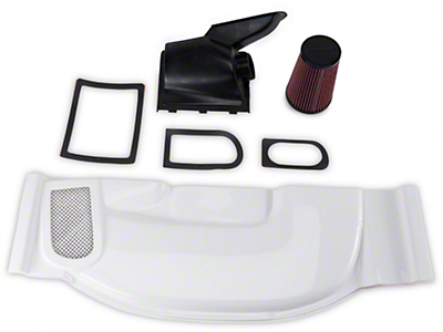 Cervini Functional Ram Air Induction Kit (87-93 5.0L)