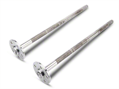 Moser 8.8 Axles w/ Studs - 31 Spline 5 Lug (79-93 5.0L)