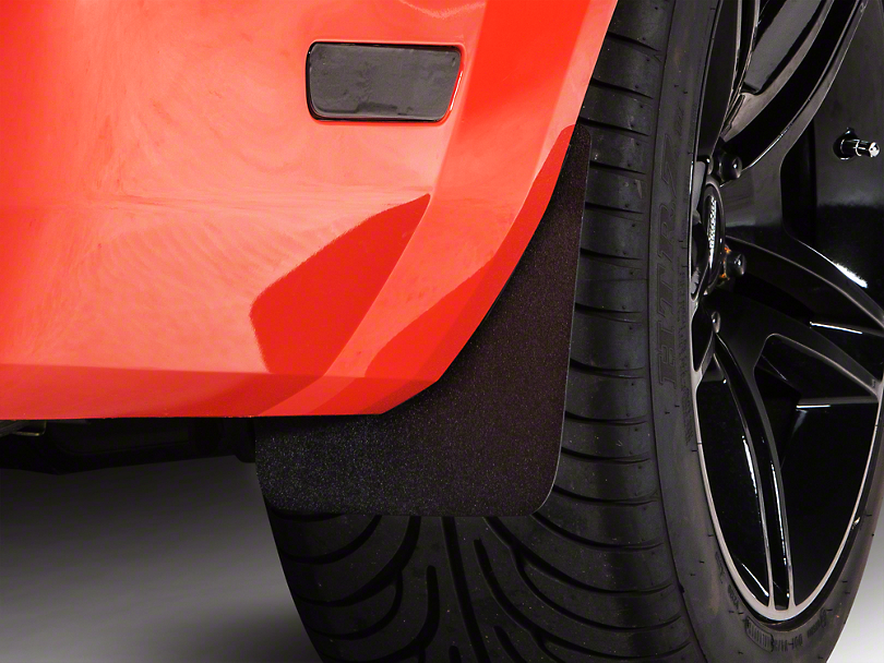 SpeedForm No-Drill Splash Guards - Front & Rear Set (05-09 V6)