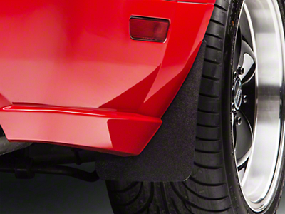 No-Drill Splash Guards - Front & Rear Set (05-09 GT)