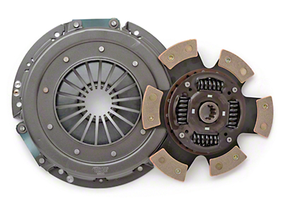 Fidanza V2 Series Clutch (86-00 GT; 96-98 Cobra)