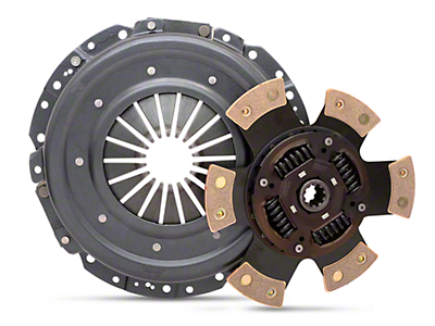 Fidanza V2 Series Clutch (Late 01-04 GT, Mach 1; 99-04 Cobra)
