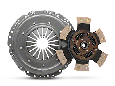 Fidanza V2 Series Clutch (05-10 GT)
