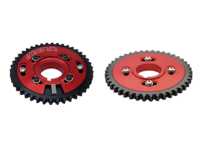 Fidanza Adjustable Cam Gears 4.6L - Pair (96-04 All)