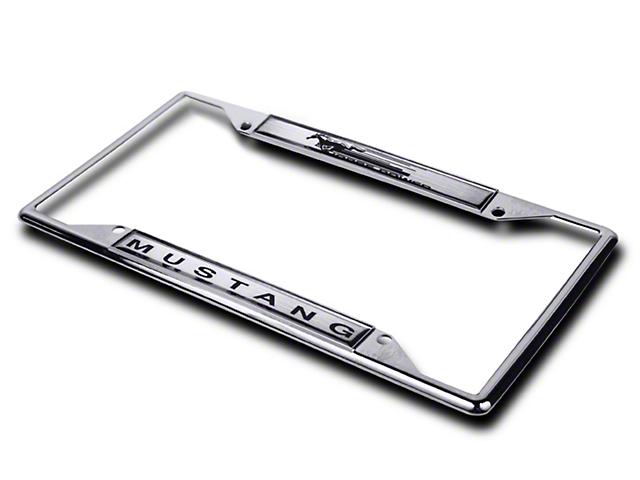 SpeedForm License Plate Frame - Mustang Horsepower (79-17 All)