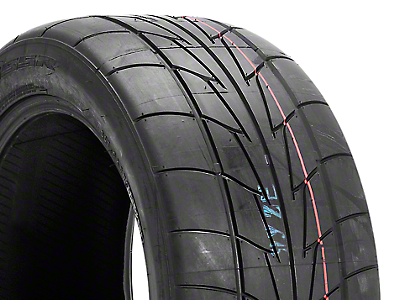 NITTO Extreme Performance NT555R Drag Radial - 245/50-16 (79-04 All)