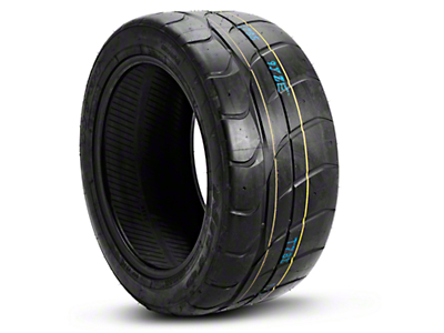 NITTO NT01 Competition Radial Tire - 255/40-17 (94-04 All)