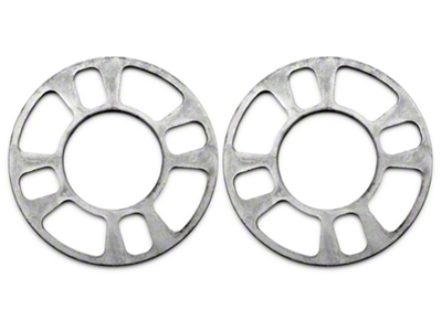 Wheel & Brake Spacers - 5/16 in. - Pair (79-93 All)