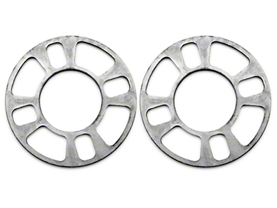 Wheel & Brake Spacers - 5/16in - Pair (79-93 All)