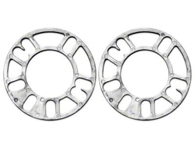 Wheel & Brake Spacers - 1/8 in. - Pair (79-93 All)