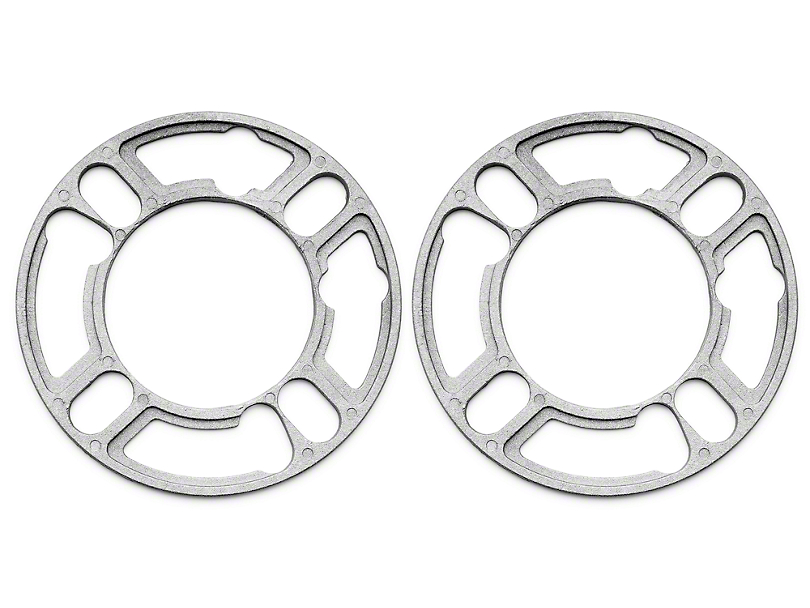 Wheel & Brake Spacers - 3/16 in. - Pair (79-93 All)