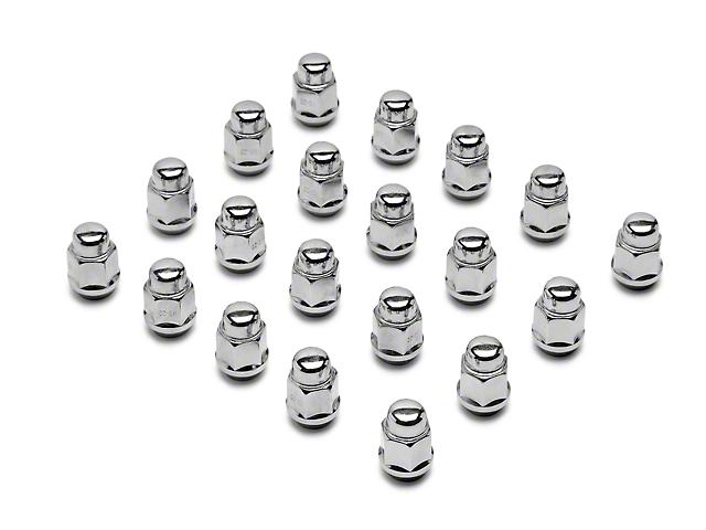 Chrome Acorn Lug Nuts - 3/4 in. (79-14 All)