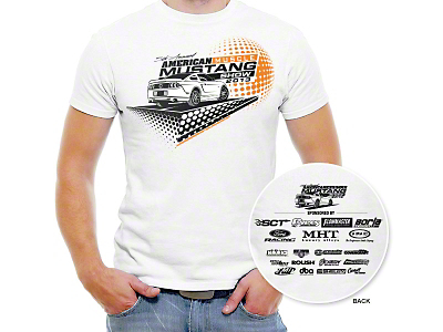 2013 5th Annual American Muscle Car Show T-Shirt