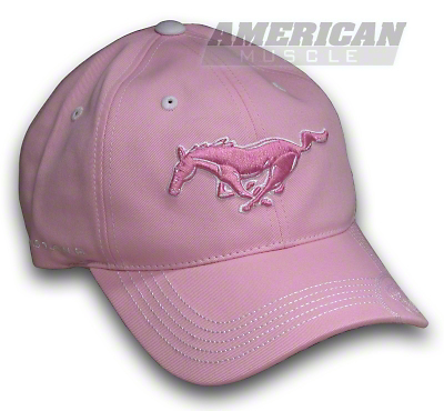 Running Pony Hat - Pink