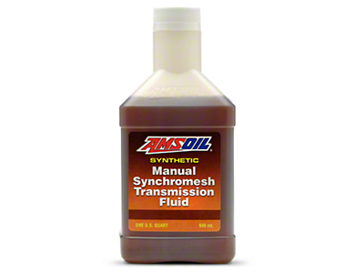 AMSOIL Syncromesh Synthetic Manual Transmission Fluid