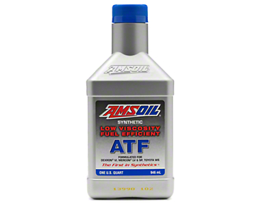 AMSOIL Fuel Efficient Synthetic Automatic Transmission Fluid
