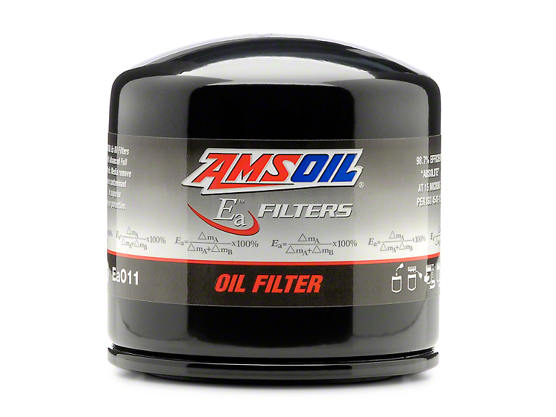 AMSOIL Ea Oil Filter - FL820s (96-10 V8; 05-10 V6; 07-12 GT500)