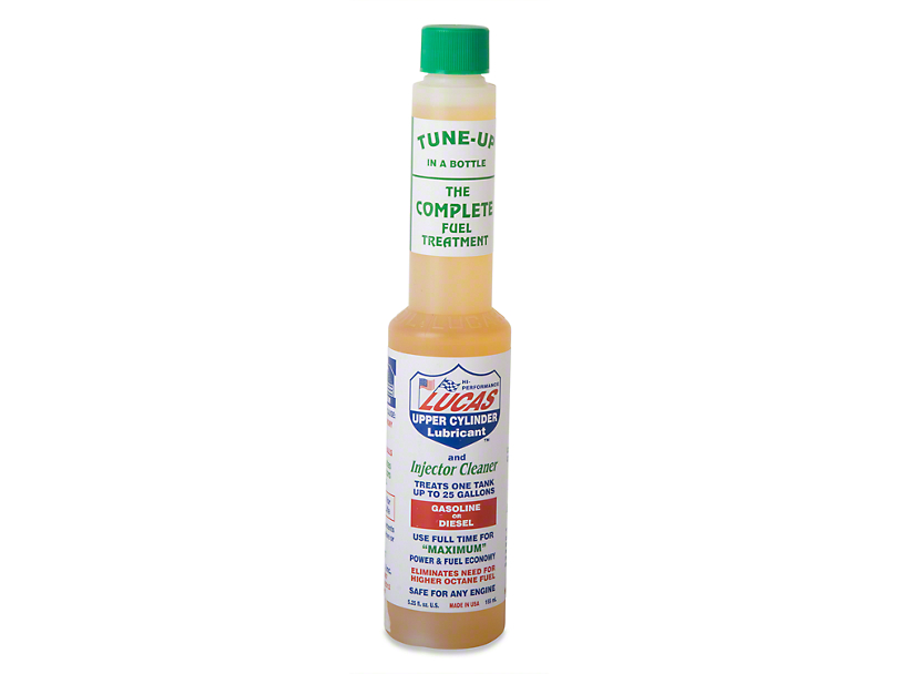 Lucas Oil Fuel Treatment Additive