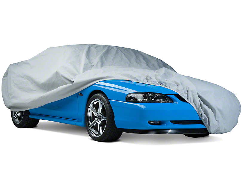 Covercraft Ready-Fit Car Cover (79-17 All)