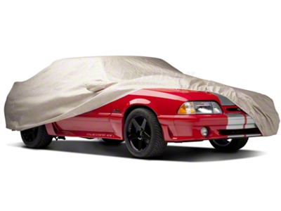 Covercraft Deluxe Custom-Fit Car Cover (87-93 GT, Cobra)
