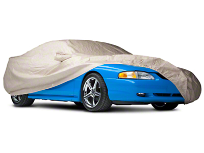 Covercraft Deluxe Custom-Fit Car Cover - Coupe (94-98 All)