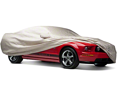 CoverCraft Deluxe Custom-Fit Car Cover - Convertible (05-09 GT, V6)