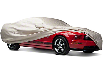 Covercraft Deluxe Custom-Fit Car Cover (07-09 GT500)