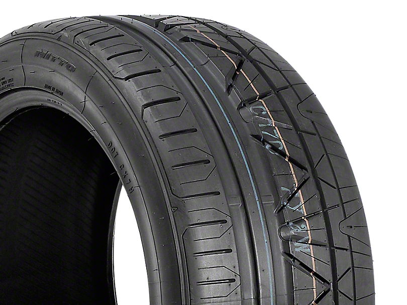 NITTO INVO Ultra-High Performance Tire - 275/40R18 (05-14 All)