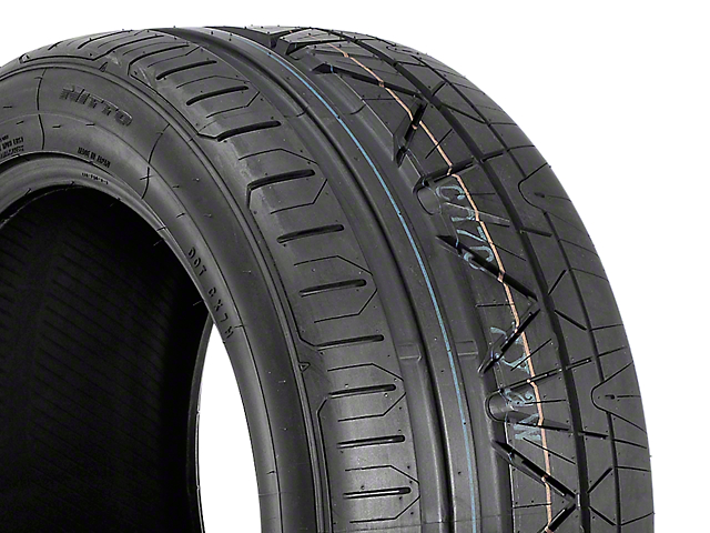 NITTO INVO Ultra-High Performance Tire - 285/30-20 (05-16 All)