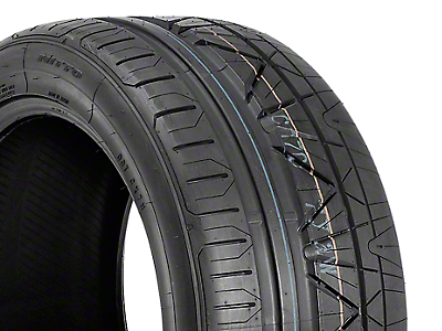 NITTO INVO Ultra-High Performance Tire - 285/30-20 (05-17 All)