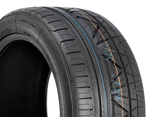 NITTO INVO Ultra-High Performance Tire - 305/30-19 (05-17 All)