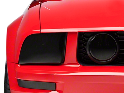 Smoked Headlight Covers (05-09 GT, V6)