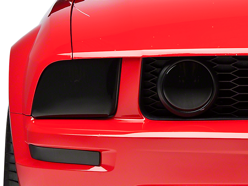 Smoked Fog Light Covers (05-09 GT)