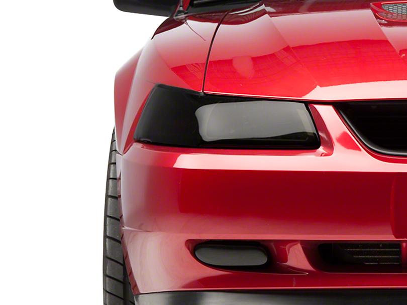 SpeedForm Smoked Headlight Covers (99-04 All)