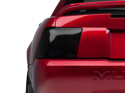 Smoked Tail Light Covers (99-04 All)