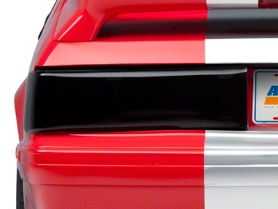 Smoked Tail Light Covers (87-93 LX)