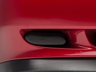 Smoked Fog Light Covers (94-04 GT, V6, Mach 1)