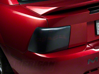 Carbon Fiber Tail Light Covers (99-04 All)