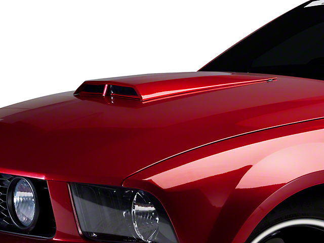 Xenon Modern Hood Scoop - Unpainted (05-09 GT, V6)