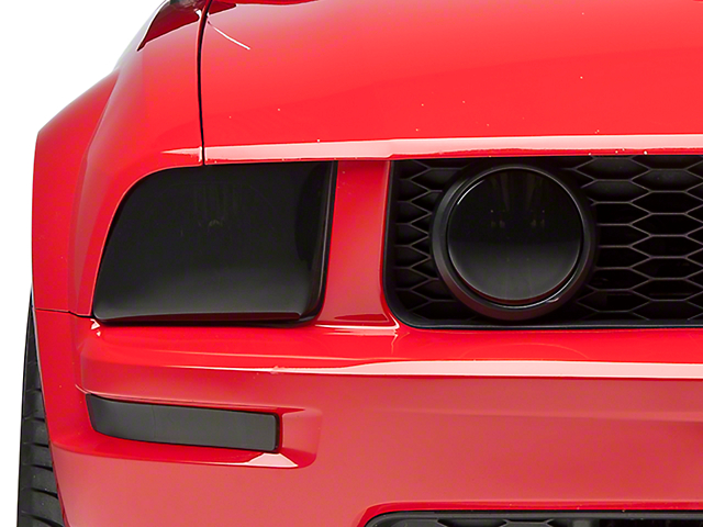 Smoked Turn Signal Covers (05-09 GT, V6)