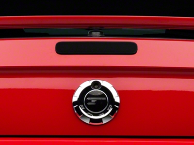 Smoked Third Brake Light Cover (05-09 All)