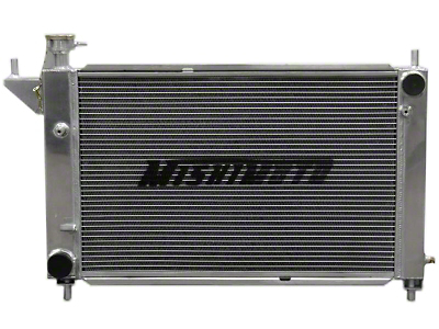 Mishimoto Performance Aluminum Radiator - Manual (94-95 5.0L, V6)