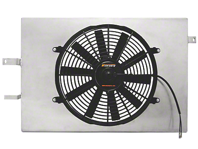Mishimoto High Flow 14in Fan w/ Aluminum Shroud (94-96 V8)